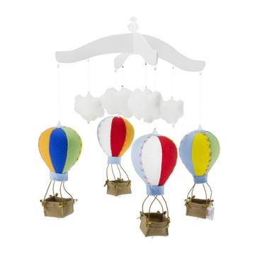 Móbile de Berço - Balões