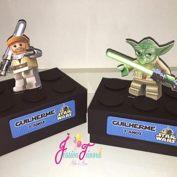 Centro de mesa Star Wars lego