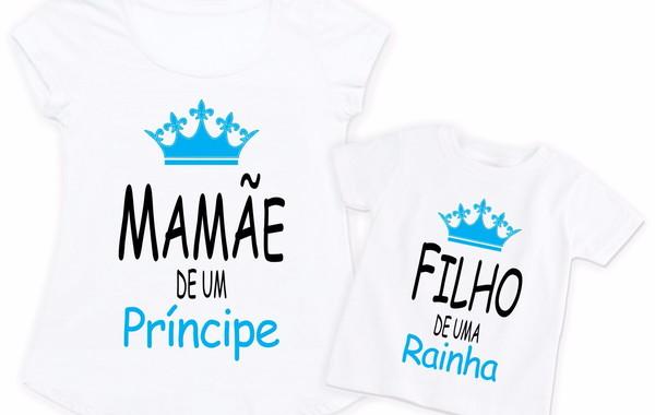 bfe33e5c0 Tal mãe Tal filho de uma Rainha no Elo7   Visuarte Produtos Personalizados  (845697)