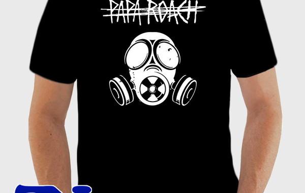 4c01dabc5c Camiseta Papa Roach Last Resort Hard Rock Camisa no Elo7 | Estampas Nerd  (CF72F9)