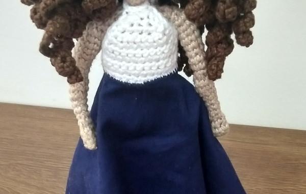 Bonecas de crochê Amigurumi Inspirações - YouTube | Bonecas de ... | 380x600