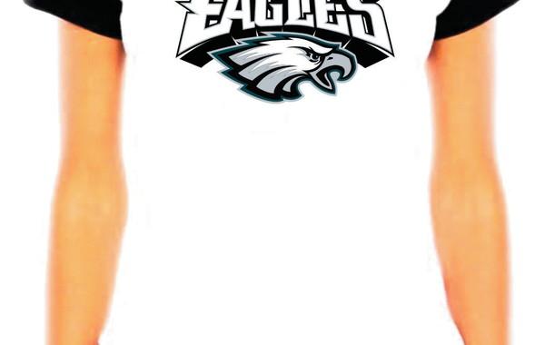 camiseta-raglan-baby-look-philadelphia-eagles-nfl-camiseta-eagles ... 87e9784e581
