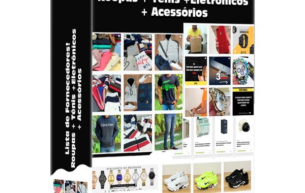 lista fornecedores de sucesso