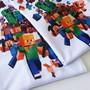 Camiseta-infantil-personalizada-minecraft