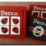 Kit-scrapbook-dois-volumes-joaninha-album-do-bebe