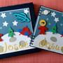 Kit-album-fotos-bebe-caixa-astronauta-caderno-decorado