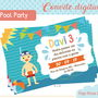 Convite-digital-pool-party