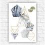 Poster-impresso-abstrato-geometrico-tamanho-a4-mulher