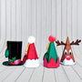Kit-cones-hexagonal-de-natal-arquivo-de-corte