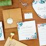 Convite-casamento-suculentas-tropical-casamento-tropical