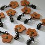 Cursor-ziper-5mm-detalhe-em-couro-cor-laranja