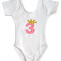 Collant-princesa-3-anos-body-aniversario-collant-personalizado