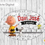 Placa-elipse-snoopy-digital-elipse-snoopy