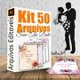 Kit-50-arquivos-para-convites-de-casamento-convite-floral