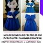 Molde-boneca-de-feltro-35-cm-molde-boneca-princesa