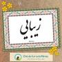 Arte-digital-palavra-beleza-em-caligrafia-persa-escrita-persa
