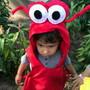 Fantasia-sebastian-caranguejo-pequena-sereia-pequena