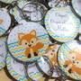 Chaveiro-artesanal-personalizado-raposinha-chaveiros-personalizados