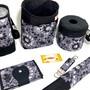 Kit-veiculo-5-pecas-floral-cinza-lixo
