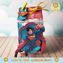 Caixinha-para-festa-tema-superman-massinha-de-modelar