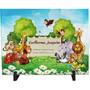 Decoracao-de-quarto-safari-azulejo-15-x-20-cm-com-suportes-quadro-de-azulejo-personalizado