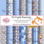 Kit-digital-raposinha-tons-de-azul-sublimacao