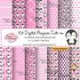 Kit-digital-pinguim-cute-rosa-papelaria-personalizada