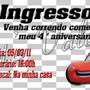 Convite-ingresso-cars