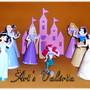 Princesas-3d-valor-unitario-princesas-disney