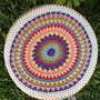 Capa-em-crochet-multicolorido-para-banco-capa-para-banco-em-crochet