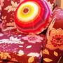 Almofada-espiral-colorida-em-crochet-almofada