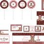 Kit-festa-ursinha-rosa-marrom-arte-papelaria