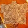 Bolero-bege-com-pedra-crochet
