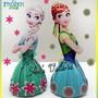 Princesas-frozen-fever-2d-cada-olaf