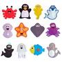 Fantoches-animais-do-mar-marinhos-fantoches-animais-marinhos