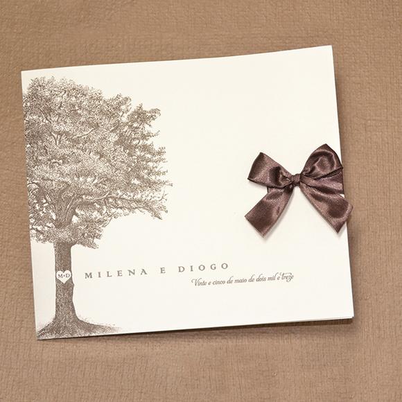 Convite de casamento rustico papel e estilo convites for Papel de pared rustico