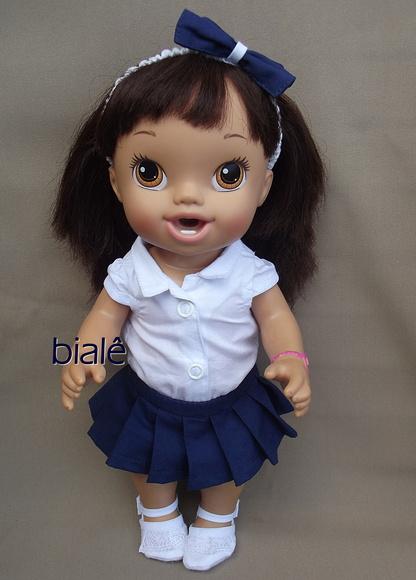 Look Colegial Baby Alives Menores No Elo7 Bial 234 667a7f