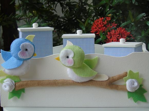 Kit Higiene para a mamãe Luciana