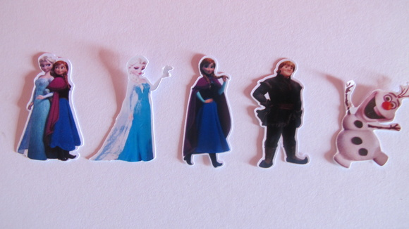 100 Toppers Frozen