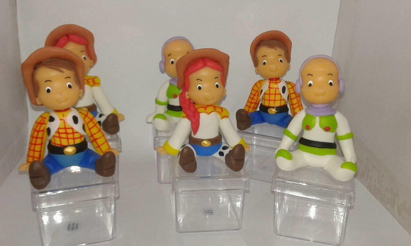 lembrancinha Toy story cx.