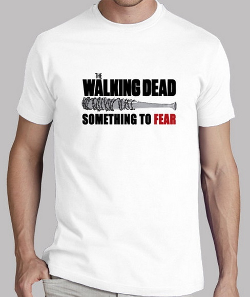 camiseta The Walking Dead Negan