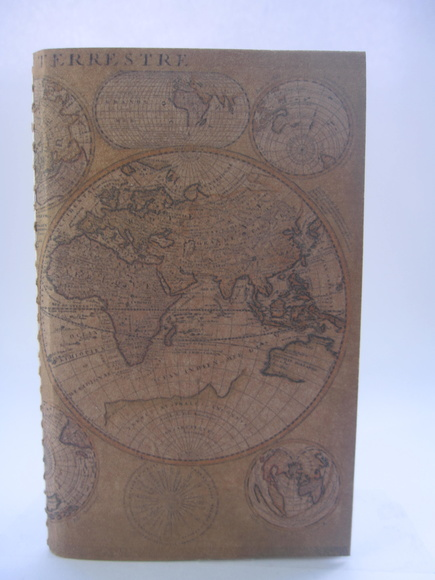 Sketchbook Mapa Mundi