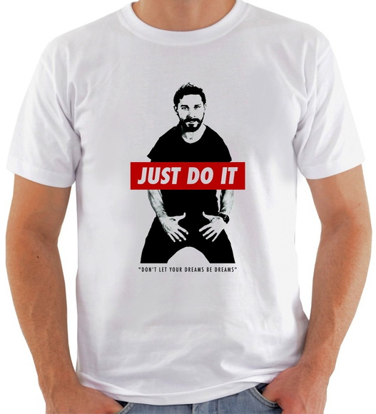 Camiseta Just Do It