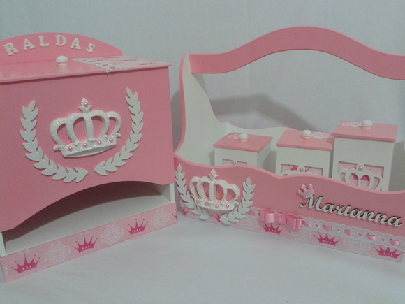 kit de Higiene Princesa