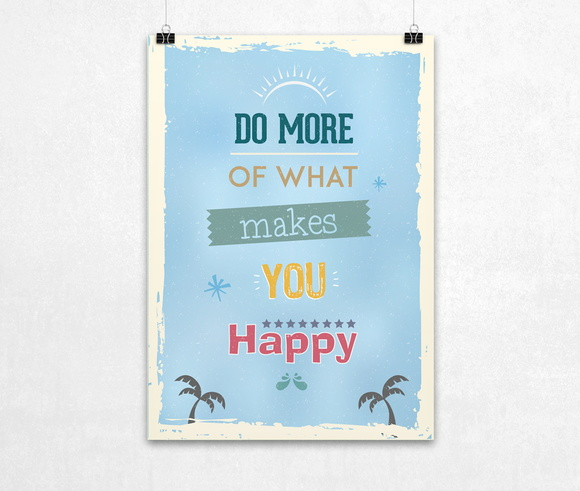 Poster You Happy