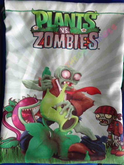 Mochilas Gamer Plants Vs Zombies