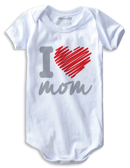 Dia das Mães_ Body I Love Mom_1