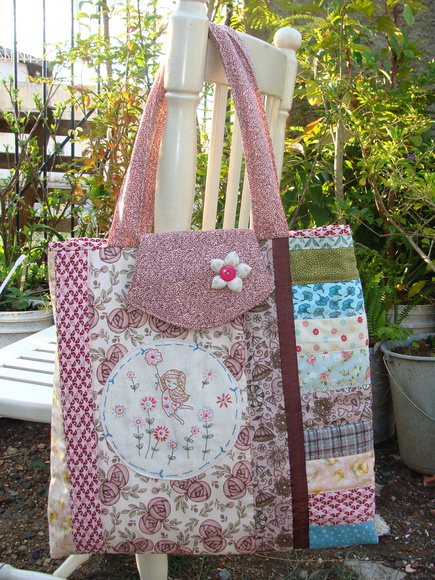 BOLSA BETH. SHOPPER BAG