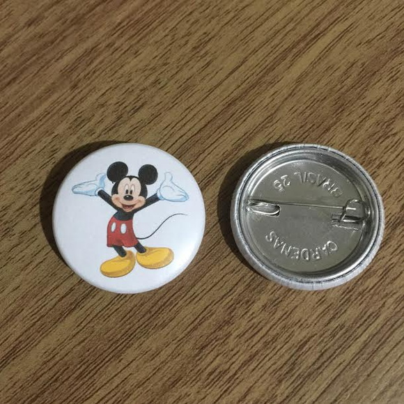 Botton Mickey 2,5cm