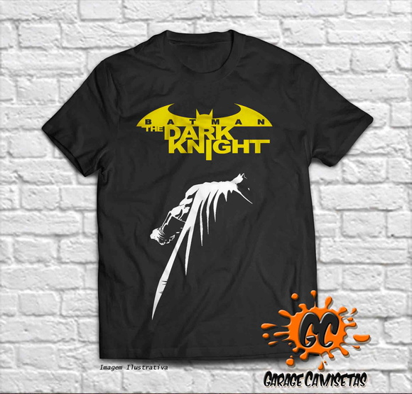 Camiseta Batman The Dark Knight